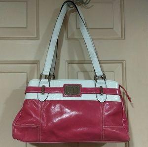 🆕 Croft & Barrow unique leather purse.
